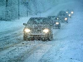 В Днепре фиксируется рекордное количество ДТП из-за плохих погодных условий