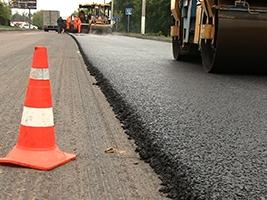 Внимание водители Днепра! В городе проводится ремонт дорожного покрытия